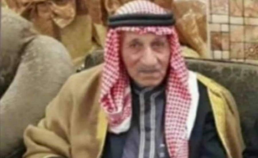 الشيخ أيمن البداوي ينعي الحاج عبدالكريم سليمان البداوي