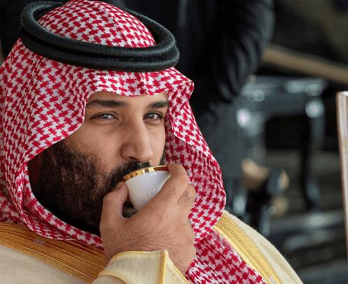 محمد بن سلمان يرزق بمولود جديد