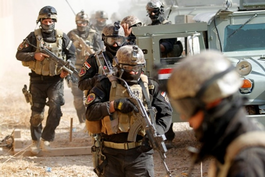 الجيش العراقي يحبط تفجيراً بسيارة مفخخة في الأنبار