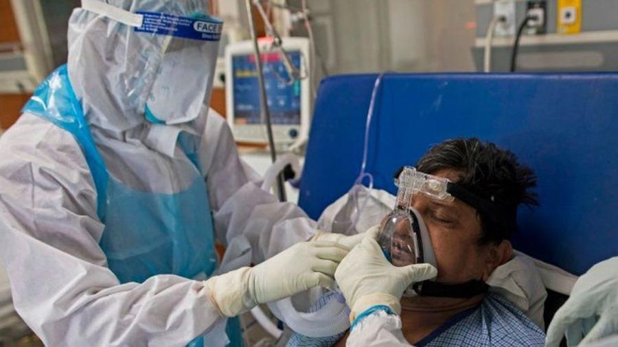 الهند تحصي عدداً غير مسبوق عالمياً من الإصابات اليومية بكورونا
