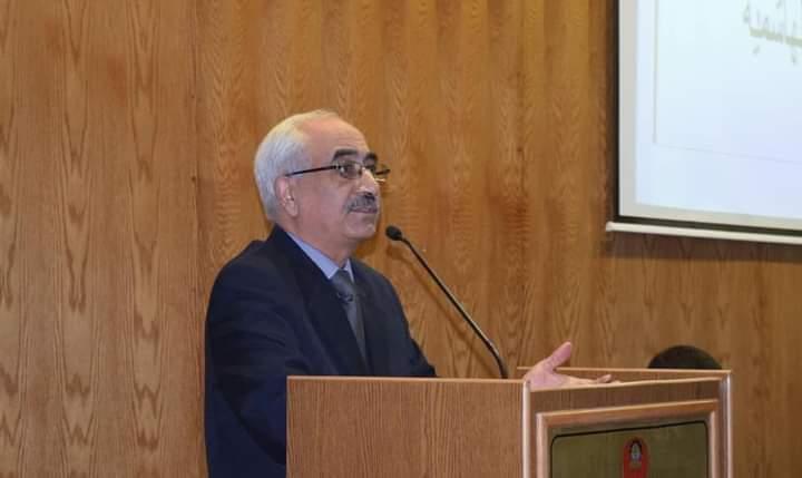 أسرة الجامعة الهاشمية تنعى الأستاذ الدكتور فائق حسين عميد كلية الطب الأسبق