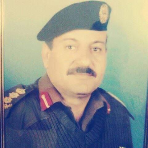 العقيد محمد حسين عبيدات في ذمه الله