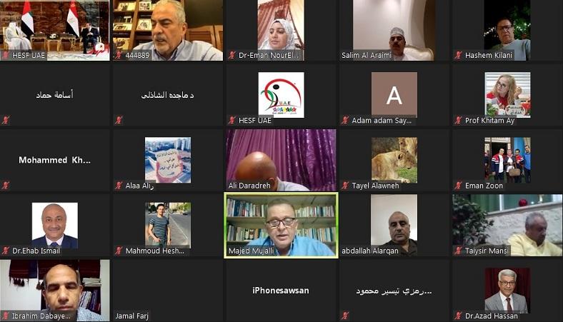 رئيس جامعة عمان الأهلية يدير ندوة عربية حول أثر الصيام على الرياضيين