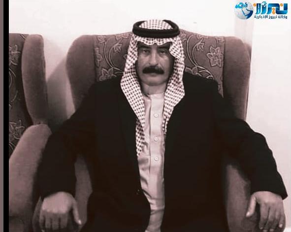 الفريق المتقاعد غازي الطيب يعزي السردية بوفاة محمد حريب