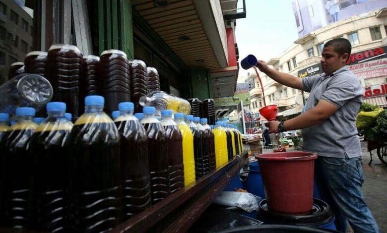 إزالة 91 بسطة وإتلاف 3617 لتر عصائر رمضانية في عمّان
