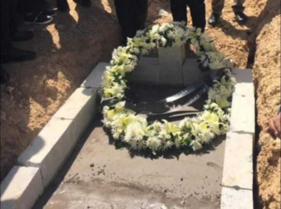 تشييع جثمان النقيب محمد الشقيرات