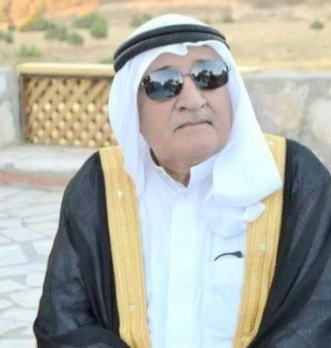 العين البزايعة ينعى المرحوم احمد ال خطاب