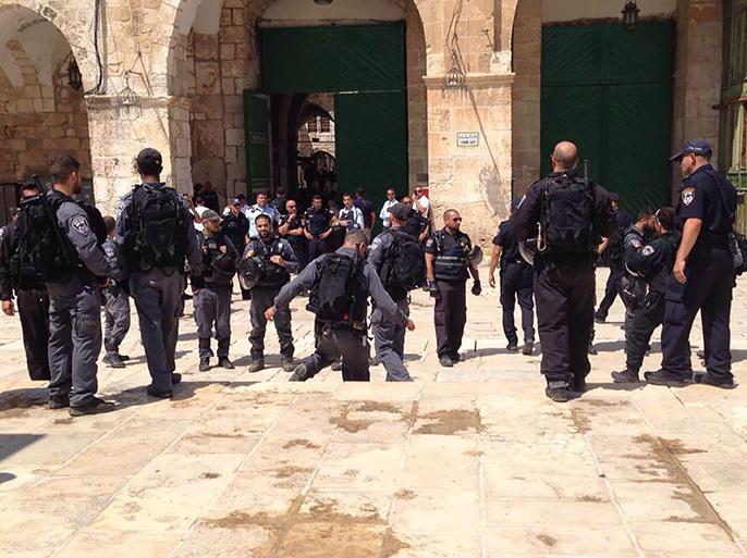 الخارجية نحن في اشتباك يومي مع السلطات الإسرائيلية