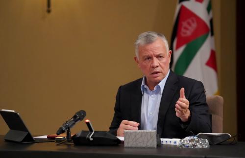 جلالة الملك عبدالله الثاني يأمر بتنفيذ حزمة إجراءات إضافية لدعم الأشقاء الفلسطينيين في القدس