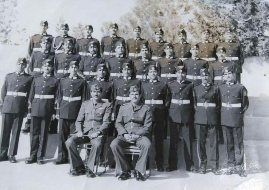 صورة من ذاكرة الجيش العربي... أسماء