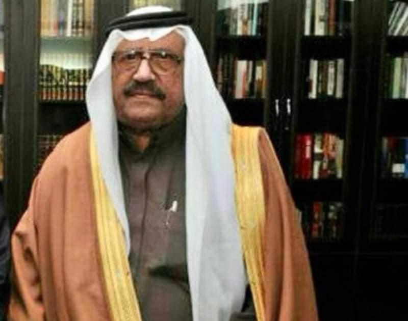وفاة الشيخ أسعد زيد  الجرباء
