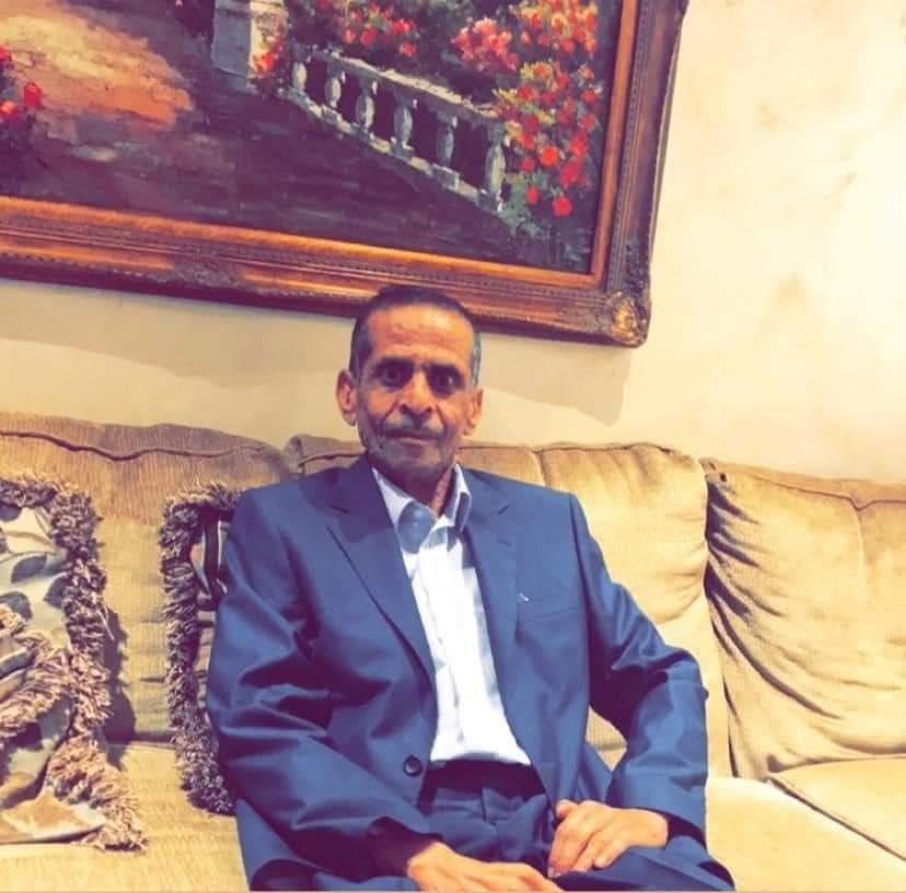 غازي الطيب يعزي الحويطات بوفاة الشيخ عبدالعزيز الجازي