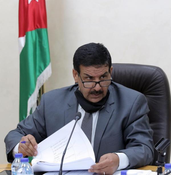 عاجل النائب الهلالات رئيسا للجنة مناقشة قانون البلديات