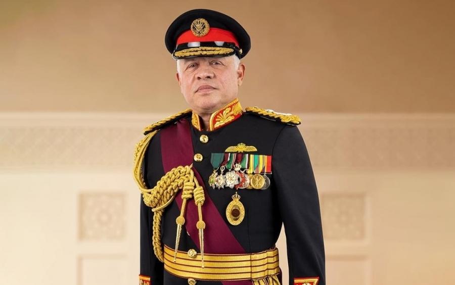 جمعية المغترب الاردني تُهنئ الملك بالعيد الثاني و العشرين للجلوس الملكي