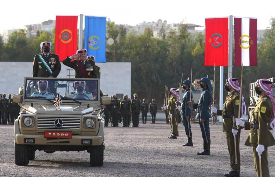 الباشا الحجاج... ماذا نقول لمرتبات الجيش العربي والاجهزة الامنيه في عيدهم وذكرى الثوره ألعربيه الكبرى