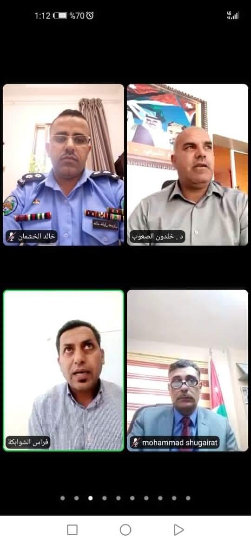 أنشطة الشرطة المجتمعية في اقليم الجنوب