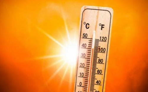 انخفاض قليل على درجات الحرارة الجمعة