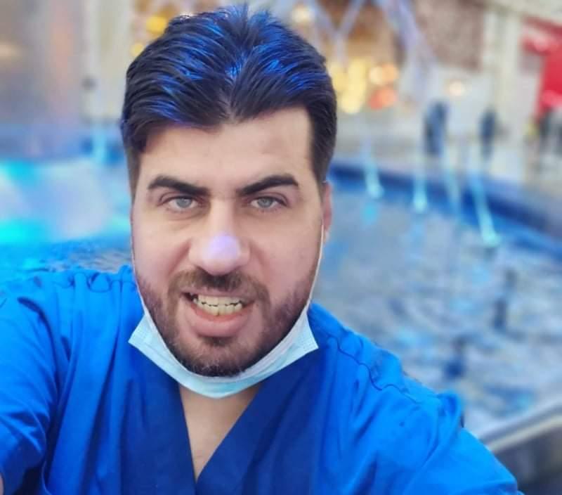وفاة الشاب الطبيب جاسر محمد داود في السعوديه