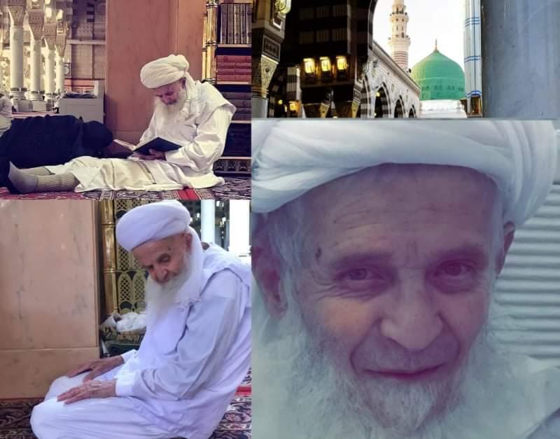 وفاة الشيخ محي الدين أشهر رواد المسجد النبوي الشريف