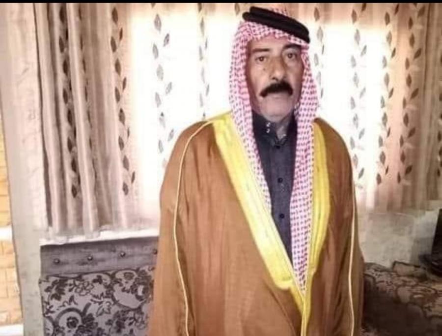 الكعابنه يعزي الغيالين بوفاة الحاج خالد الغيالين الجبور