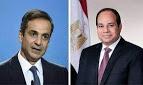 مصر واليونان يؤكدان ضرورة إحياء مفاوضات السلام بين الفلسطينيين والإسرائيليين