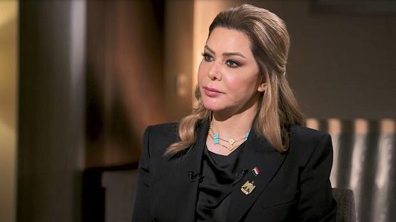 رغد صدام  لم اصدرها ولا علاقة لي بها