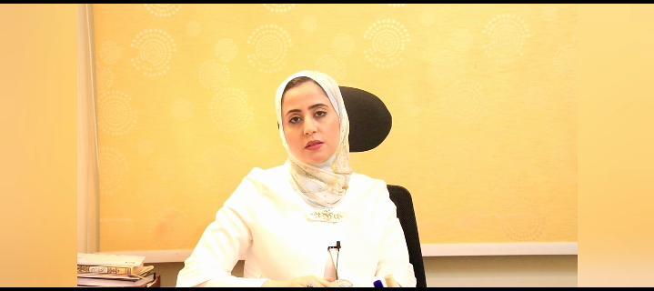 د. رحاب فيصل  مركز عيادات ريكفري قادر علي تحسين وتنسيق القوام في كل وقت .