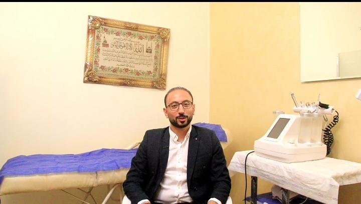 د. محمد شلباية  مركز عيادات ريكفري للتجميل كلمة السر لتنسيق القوام .