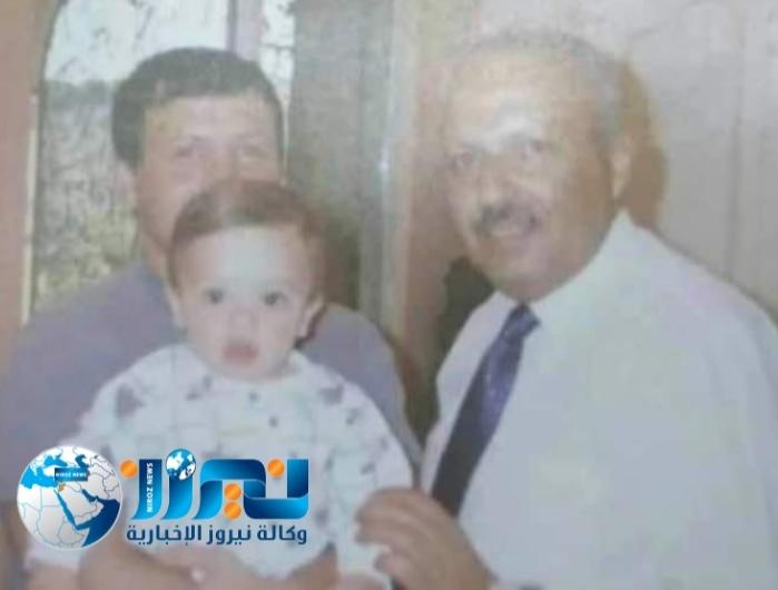 الحجير أقدم حلاقين الأردن منذ عام 1960م والحلاق الشخصي لجلالة الملك عبدالله الثاني  سابقا...صور وفيديو