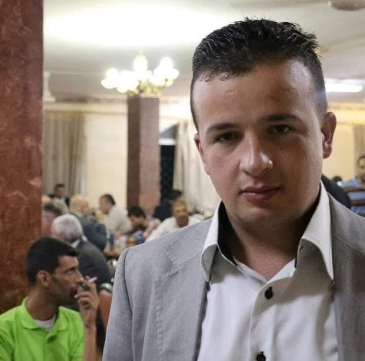 الحزن يخيّم على محافظة عجلون بعد وفاة الشاب جبريل الصمادي