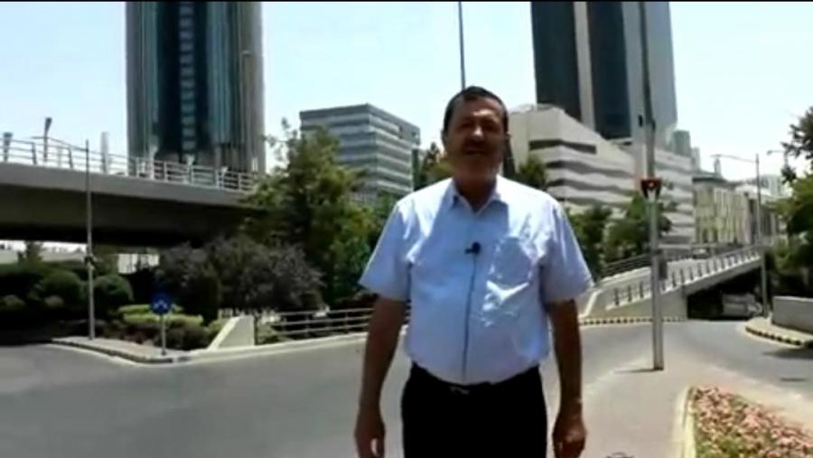 برنامج عن منطقة العبدلي  اعداد المؤرخ عمر العرموطي... الفيديو