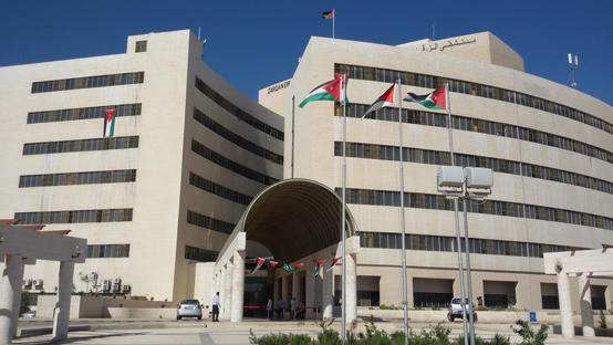 وفاة ممرضة اردنية بكورونا