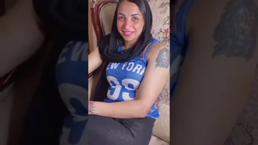 مصر.. حبس فتاة التيك توك ياسمين عبد الرازق