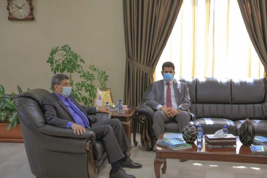 الملحق الثقافي العُماني يزور جامعة الزيتونة الأردنية