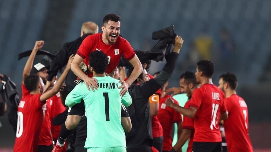 أول تعليق لمدرب منتخب مصر بعد بلوغ الفراعنة ربع نهائي أولمبياد طوكيو
