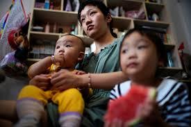 الصين إعانات شهرية للأسر التي لديها أكثر من طفل