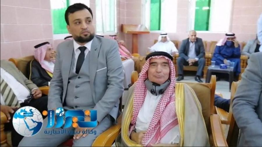 الجبور والصاروم نسايب.... حديثه الخريشا طلب وغازي الزبن أعطى... صور