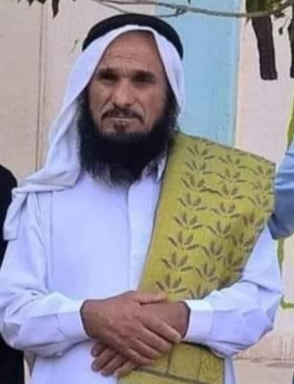 الشيخ عبدالله الشمايله في ذمة الله