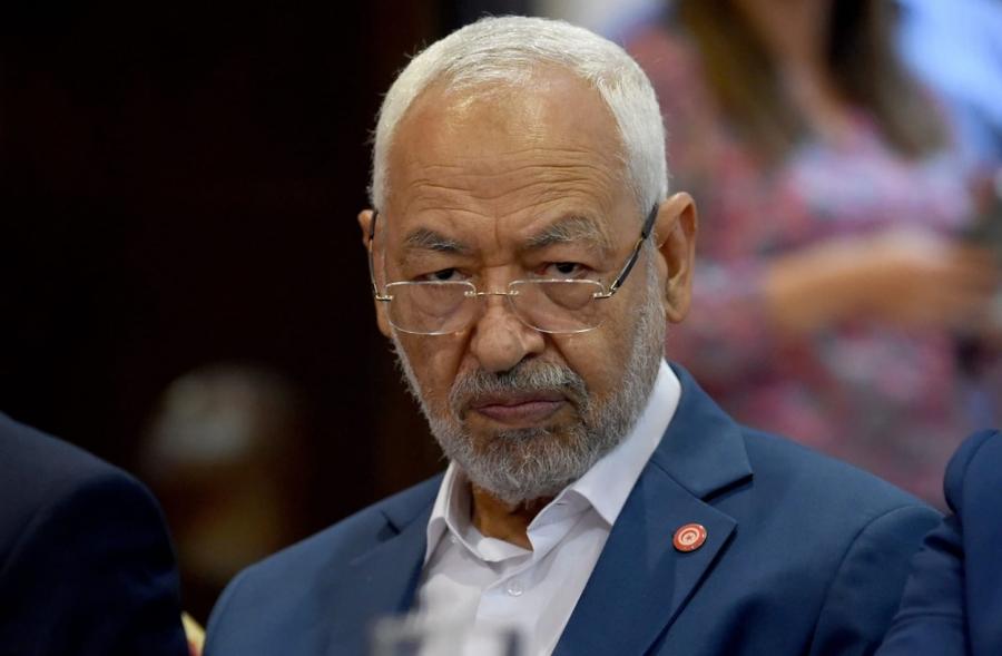 تونس نقل رئيس حزب النهضة راشد الغنوشي إلى المستشفى العسكري