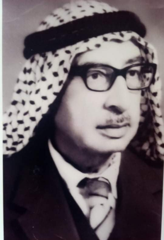 الذكرى الثانية والأربعون لوفاة التربوي الكبير ومربي الأجيال المرحوم الأستاذ عبد الحافظ جاسر