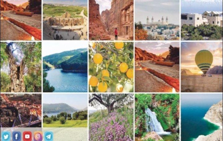 محتوى جديد عبر التواصل الاجتماعي لترويح الأردن سياحيا