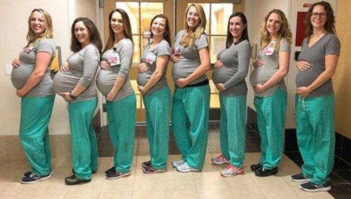 دراسة يجب على الحوامل اخذ اللقاح ضد كورونا