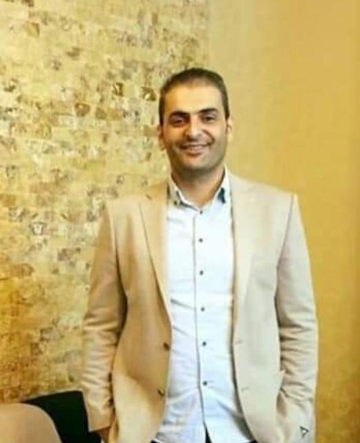 خالد ابو دلو يِهنئ علي دويكات بتعيينه رئيسًا لشعبة المعلومات والاقتطاعات