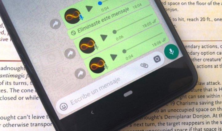 واتساب.. ميزة جديدة لقراءة الرسائل الصوتية بدلاً من سماعها