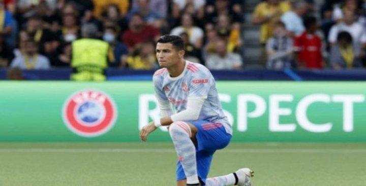 رونالدو يحقق رقماً قياسياً في دوري الأبطال
