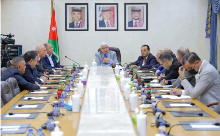 السفير الأذري ضرورة تطوير وتوسيع العلاقات مع الأردن