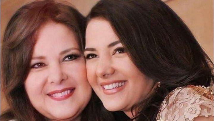 دنيا سمير غانم تتوسل إلى الله ليغفر دلال عبدالعزيز