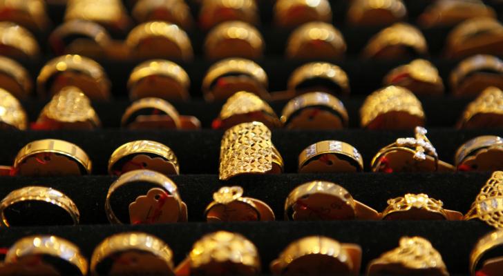 تراجع أسعار الذهب في الأردن الخميس