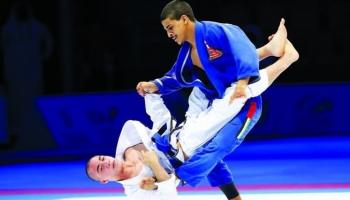 8 ميداليات المحصلة الأردنية في بطولة آسيا للجوجيتسو