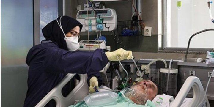 إيران تسجل 453 وفاة وأكثر من 18 ألف إصابة جديدة بكورونا